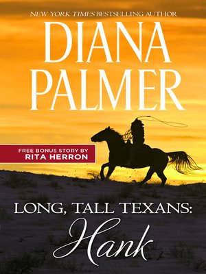 cover image of Long, Tall Texans: Hank & Ultimate Cowboy ; Long, Tall Texans: Hank